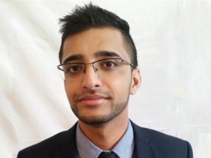 Mehdi Habibi - Studentische Hilfskraft im Teilnehmendenmanagement von Juni 2017 bis April 2018