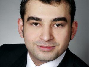 Saeed Asadoghli - Studentische Hilfskraft im Teilnehmendenmanagement