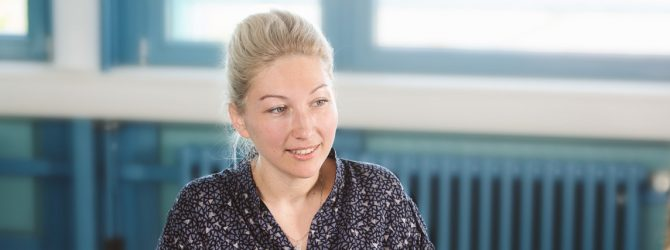Interview mit BeuthBonus+-Alumna Katerina Haller